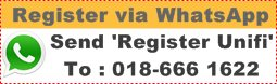 Register Unifi via Phone - Whatsapp
